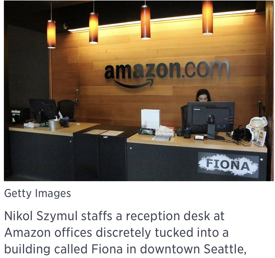 Amazon Engineer Quits After He 'snapped' When the Company Fired Workers Who Called For Coronavirus