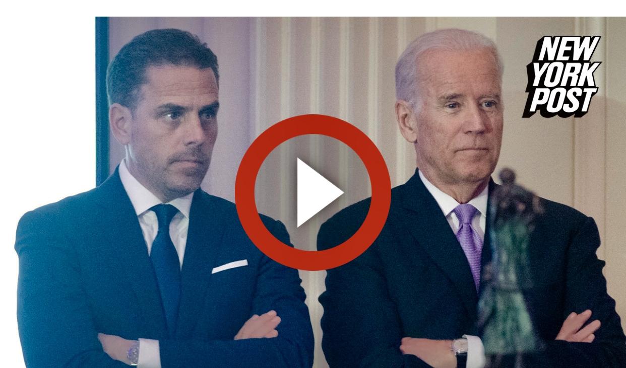 Hunter Biden introduced Ukrainian businessman to VP dad.