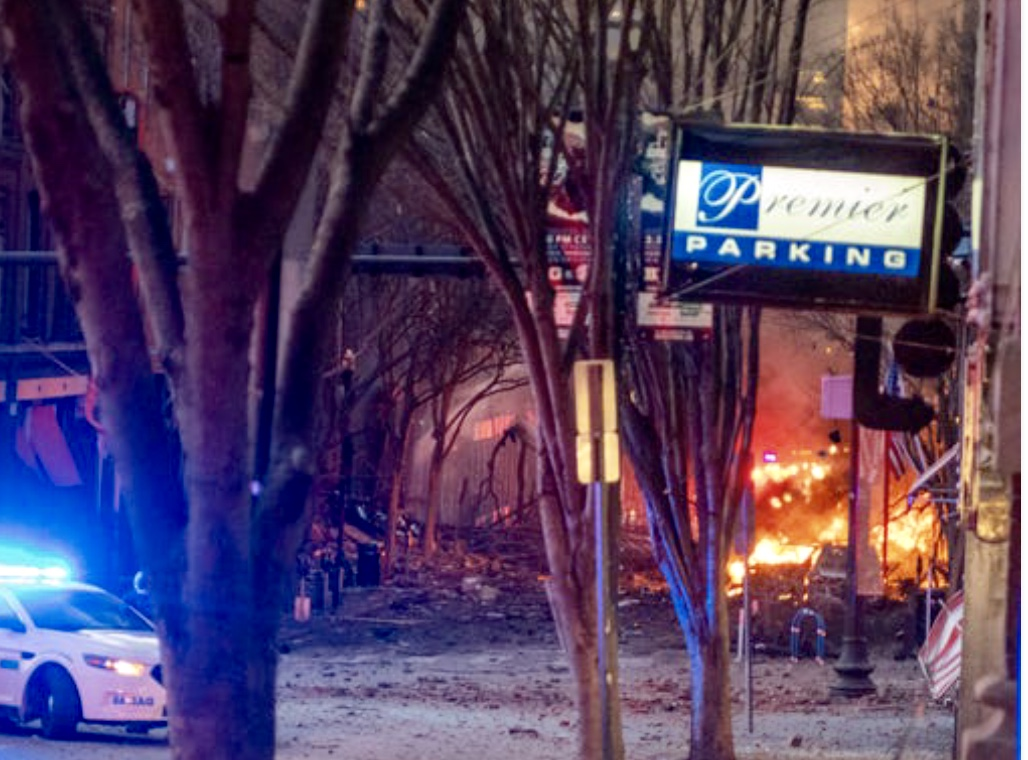 More Breaking News on Massive downtown Nashville explosion: Dire warning came from RV