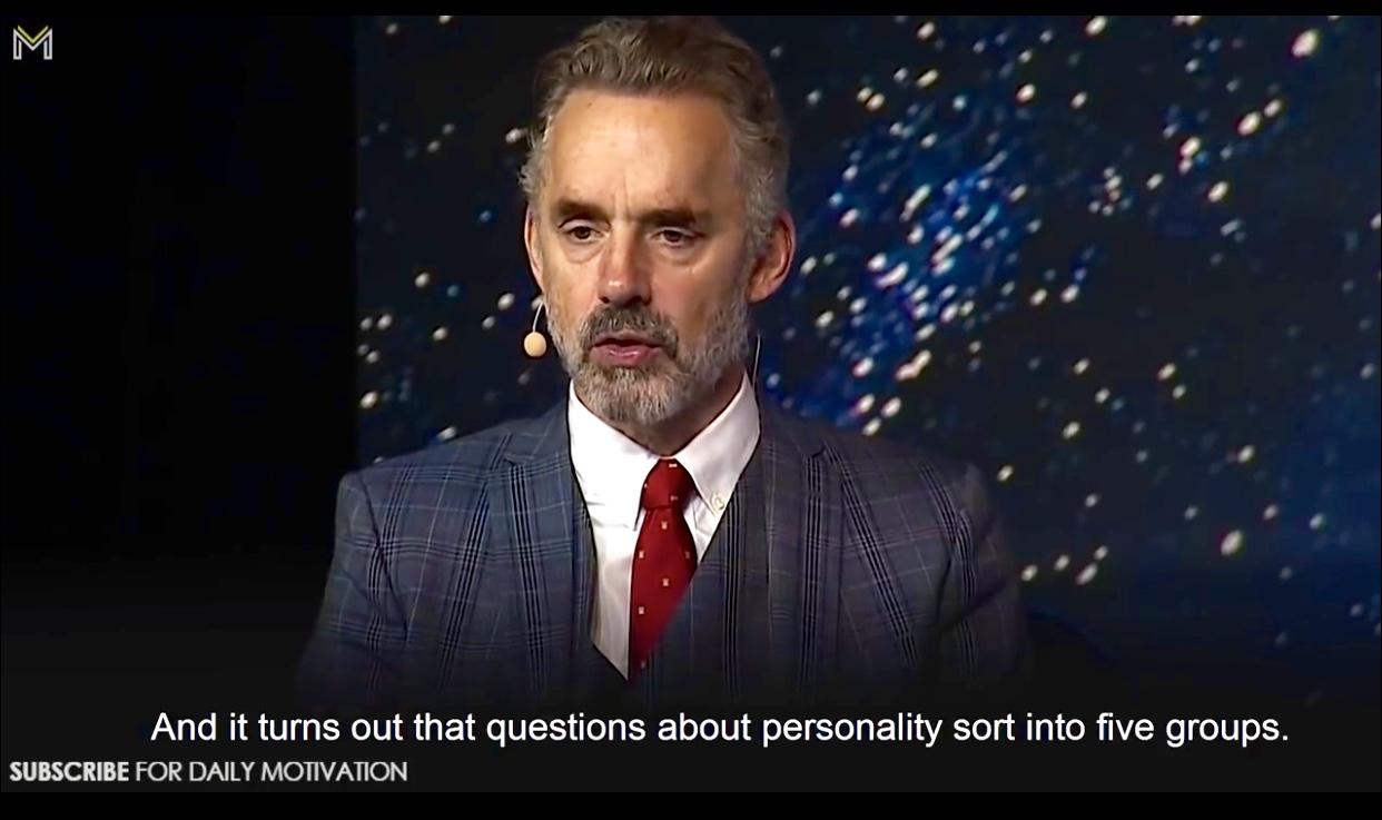 Jordan Peterson – The Hidden Truth about Politics