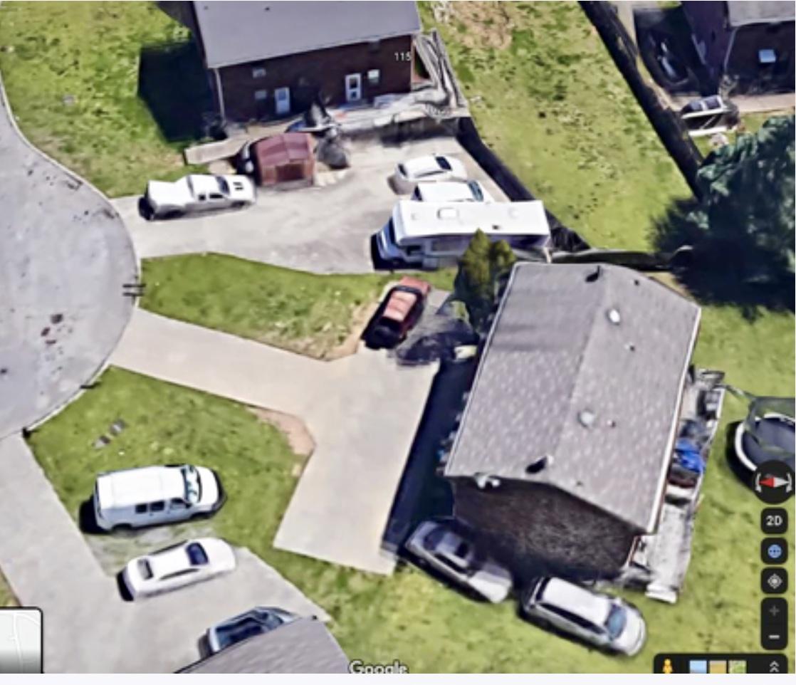 Breaking News Identification of Possible Nashville Bomber