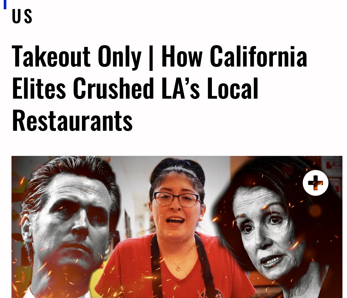 Takeout Only | How California Elites Crushed LA's Local Restaurants
