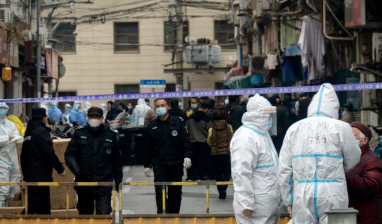 Shanghai Announces New CCP Virus Outbreak, Including Hospital Workers