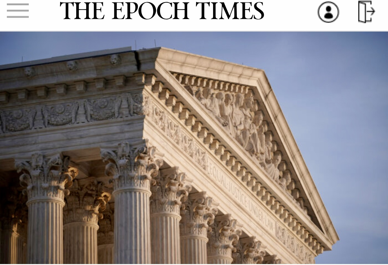 Breaking News Supreme Court to Consider 2020 Election Challenge Lawsuits in February Conference