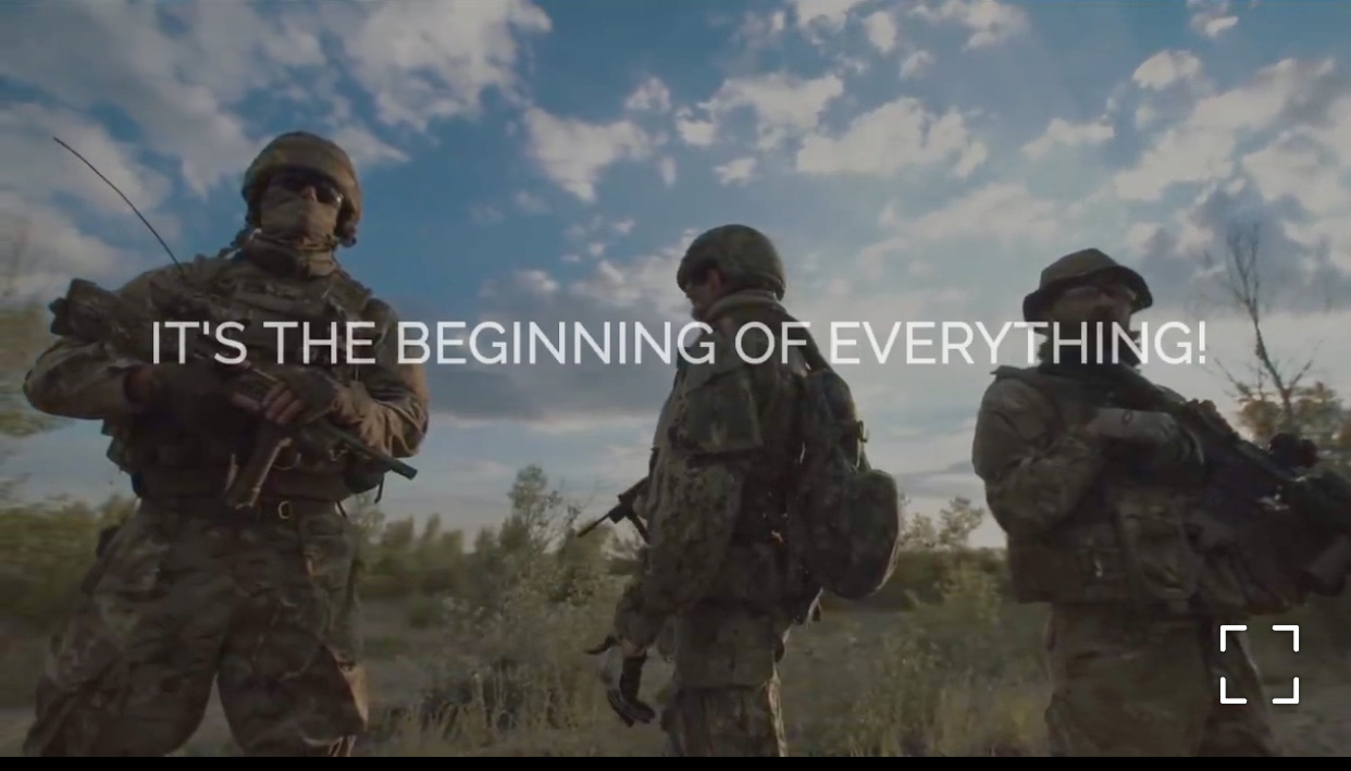 A Must See Short Video: We're Going To Hold The Line
