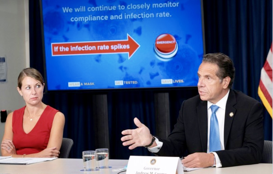 Finally: The Cuomo Scandal Explodes