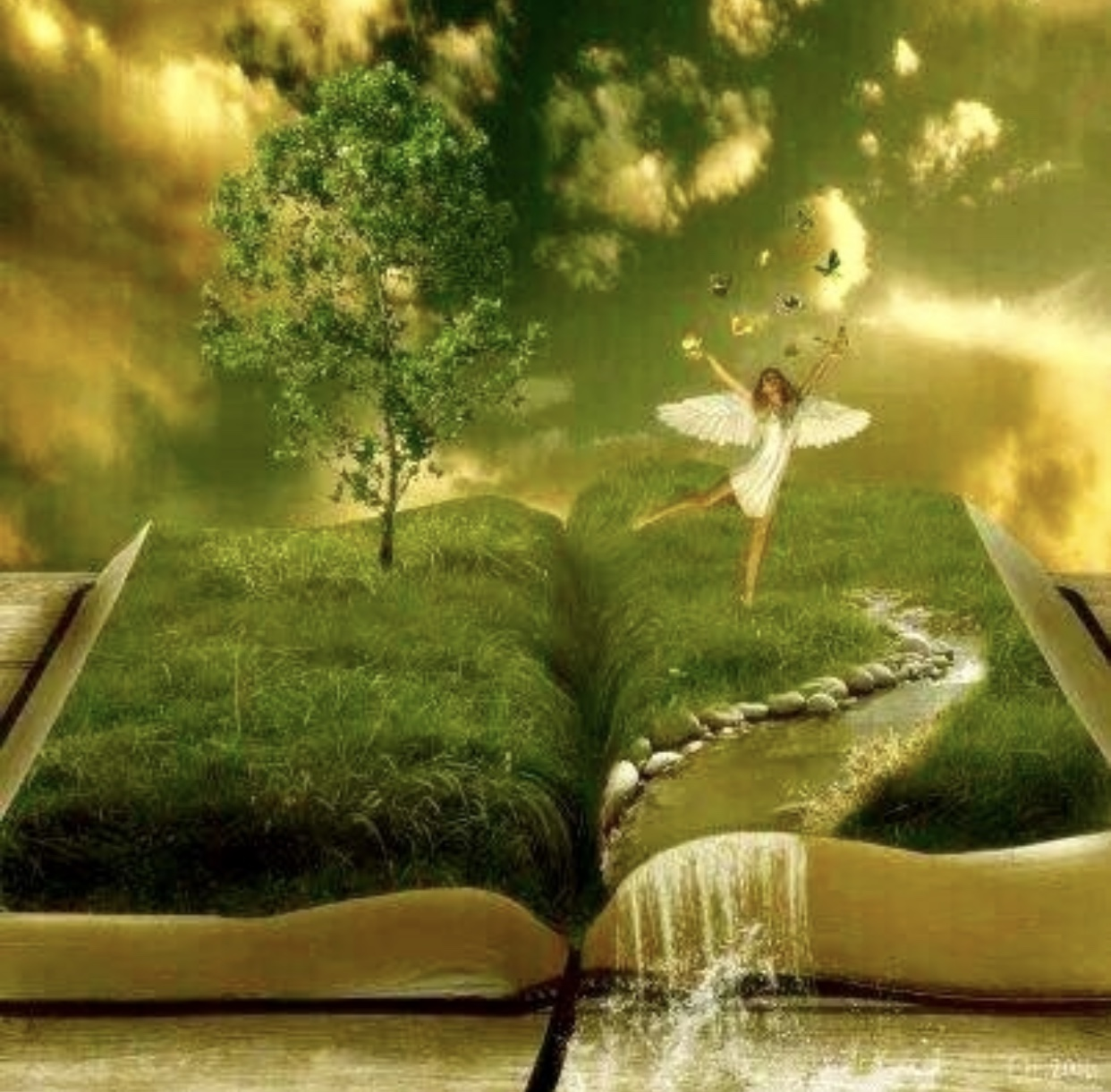 Always Remain An Open Book, Knowledge Is Simply Invaluable