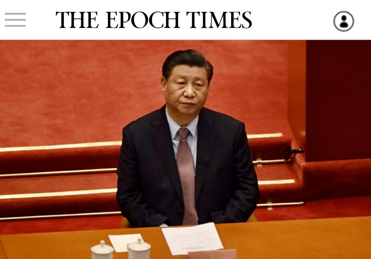 China's Secretary Reveals Xi Jinping's True Intentions Towards the US – XiJinping Considers US the Enemy