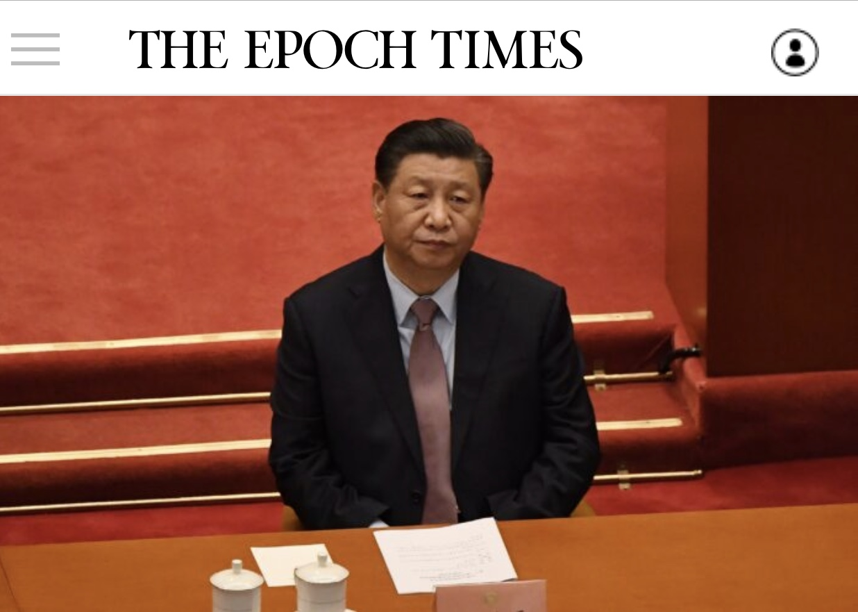 Chinese Leader Xi Jinping Lays out Plan to Control the Global Internet: Leaked Documents