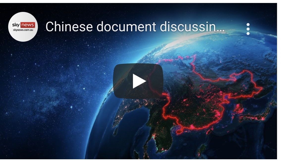 The Truth Is China Started Weaponizing COVID in 2015