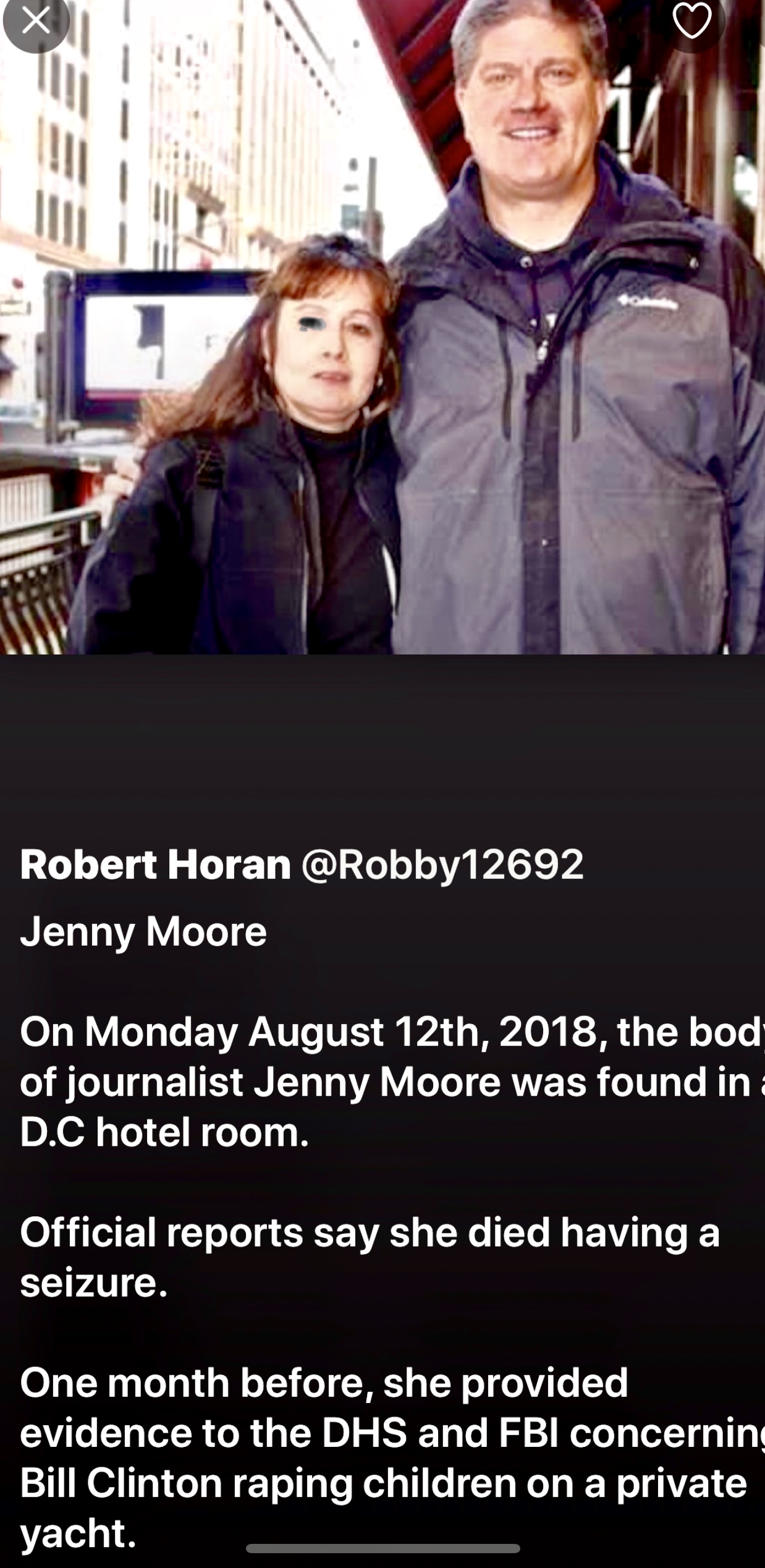 Reporters Jen Moore, Joseph Rago and Michael Hastings gave their Lives to Expose the Corruption of the Deep State