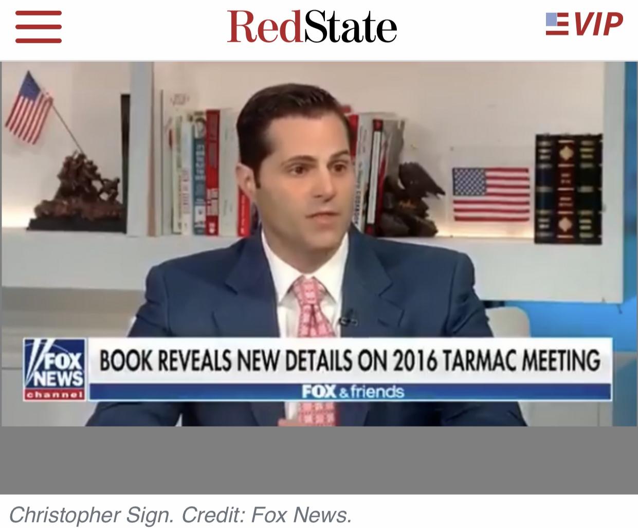 Reporter Dead Who Broke the Bill Clinton/Loretta Lynch Tarmac Meeting