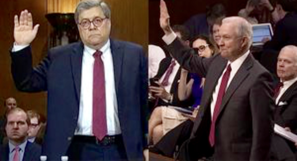 Watergate Prosecutor Explains why it's Bill Barr and Jeff Sessions who are lying they knew nothing of Trump's Spying
