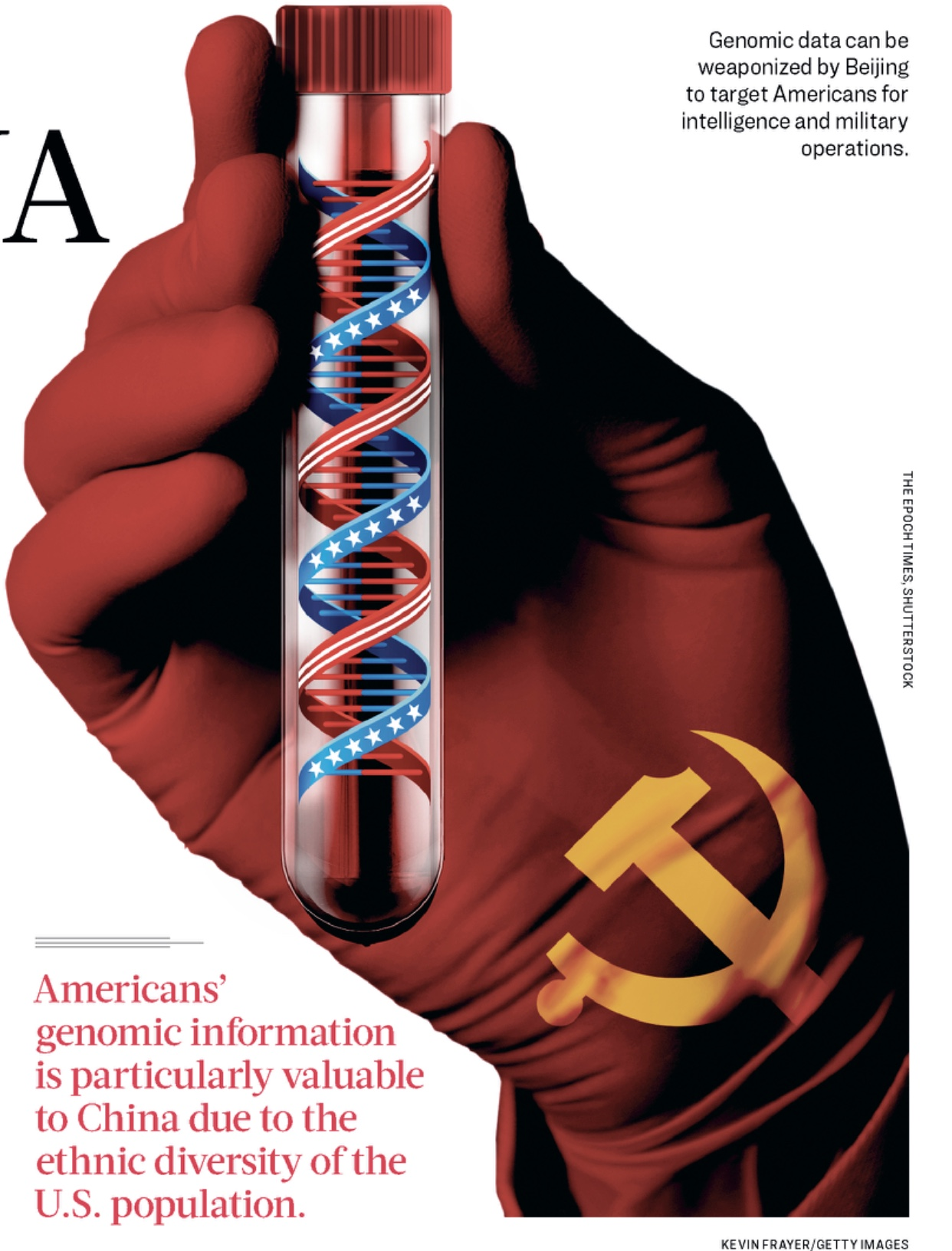 CCP Collects Americans' DNA