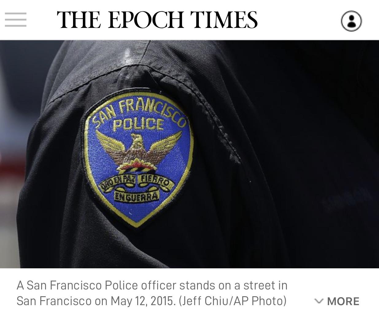 160 San Francisco Sheriffs' Deputies Threaten to Resign Due to Mandatory COVID-19 Vaccine